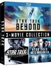 Star Trek 3-Movie Collection (3 Blu-Ray Disc)