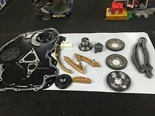 FORD Transit 2.0 2.4 TDCi TIMING CHAIN KIT Timing cover Olio Guarnizione