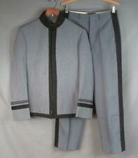 Vintage 1960s West Point Military Academy Cadets Uniform Jacket w/ Pants Army #2
