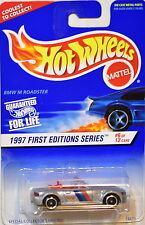 Hot Wheels 1997 Primo Edizioni Serie BMW M Roadster # 6/12 su Misura