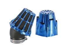 Luftfilter Polini Blue Air Box 32mm 30° blau-schwarz