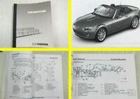Mazda MX-5 Schulungshandbuch Service Training Werkstatthandbuch 12/2005