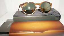 Oliver Peoples Berluti New Rue Marbeuf Tobacco Polarized OV5353SQ 1595O9 50 145