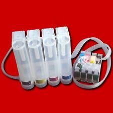Ciss Dauerdruck System (kein Original) für Epson Patrone T1291 T1292 T1293 T1294