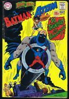 Brave and the Bold #77 ORIGINAL Vintage DC Comics 1968 Batman Atom