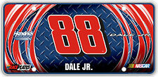 #88 Dale Earnhardt Jr Faux Diamond Plate DP8808WH