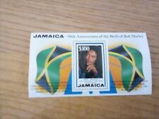 Jamaica Postage Stamp. 50th Anniversary of Bob Marley's Birth