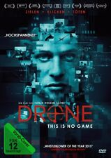 Tonje Hessen Schei - Drone - This Is No Game!, 1 DVD