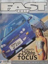 Fast Car magazine April 2001