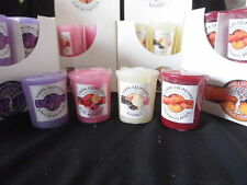 Vanilla Rose Scented Candles Lights