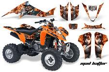 AMR Racing Suzuki LTZ 400 ATV Graphic Kit Wrap Quad Decals 2003-2008 MAD HTTR SO