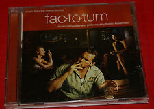 Factotum - Various Artists (CD Used Very Good +) Fast Shiping