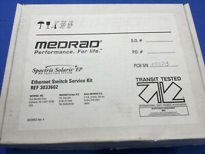 NEW MEDRAD SPECTRIS SOLARIS EP ETHERNET SWITCH UPGRADE KIT 3033602          KP