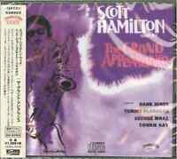 SCOTT HAMILTON WITH HANK JONES & TOMMY FLANAGAN-THE GRAND...-JAPAN CD Ltd/Ed C65