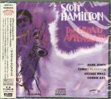 SCOTT HAMILTON WITH HANK JONES & TOMMY FLANAGAN-THE GRAND...-JAPAN CD Ltd/Ed C65