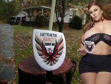 Pontiac Trans am patch 76-80  hood bird patch  Bandit