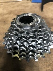 Vintage Road Bicycle Parts. Campagnolo Chorus Record 8 speed cassette 13-26  NOS