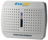 New and Improved Eva-dry E-333 Renewable Mini Dehumidifier