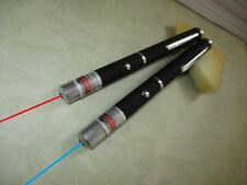 Powerful Red Class Ii Blue Laser Class Ii pointers 650nm 405nm 5mW power Gift