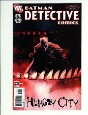 Detective Comics (1937) #876 NM 9.4 Scott Snyder