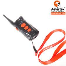 Aetertek shock dog training collar 600 yards 918C remote transmitter replacement