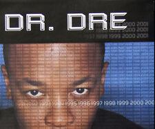 Dr. Dre 1999 Chronic 2001 Original Promo Poster Blue
