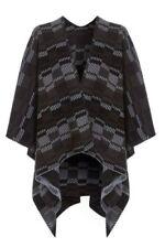 Manteaux et vestes gris en polyester pour femme