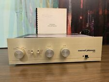 conrad johnson pv6 tube preamplifier mc phono updated, (Needs Clean Up)