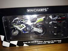 minichamps 1 12 Honda CB 1000RR Roberto Rolfo WSB 2007