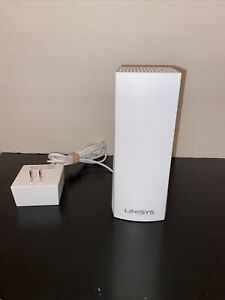 LINKSYS-VELOP AC2200 Tri-Band Mesh Wi-Fi System (WHW03) White EXCELLENT