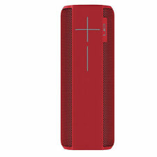 LOGITECH UE MEGABOOM WIRELESS BLUETOOTH 360 SPEAKER (RED)