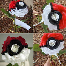 Black Pearl Rose seeds 100 Pcs Pokemon Style rare roses flower seeds NEW Plant