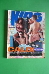 King Italia N.78/1994 Courtney Love Antonio Banderas Mandala Sophie B.Hawkins