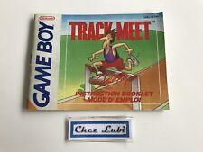 Notice - Track Meet - Nintendo Game Boy - PAL FAH