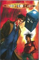 Doctor Who Agent Provocateur 1 TPB IDW 2008 NM