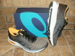 New Asics Gel Cumulus 22 MK Running Shoe Mens 11&13/1011A861 Gray-Black MSRP$120