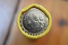 Rouleau de 25 pièces 1 er type Roll lot rare introuvable 1€ euro Monaco 2003