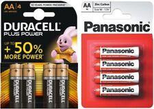 Piles rechargeables AA alcaline pour équipement audio et vidéo