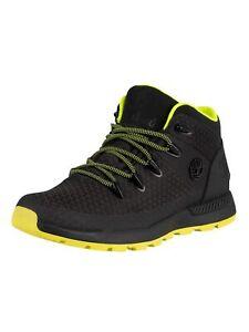 Timberland Men's Sprint Trekker Mid Boots, Black