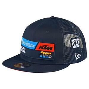 TROY LEE DESIGNS TEAM KTM SNAPBACK MOTOCROSS CAP