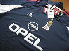 AC MILAN CENTENARY 1999 ADIDAS SOCCER JERSEY FOOTBALL 3RD SHIRT MAGLIA L VINTAGE