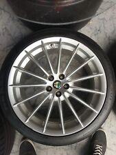 Alfa Romeo GT Original Alufelgen 18 Zoll