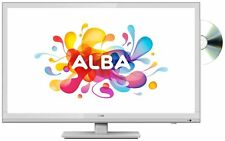 Alba 24 Inch 720p HD Ready Freeview HD TV/ DVD Combi - White