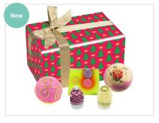 Bath Bomb Cosmetic Child Gift Box Xmas Girl Boy Lady Spa Shower Smell Soap Lush
