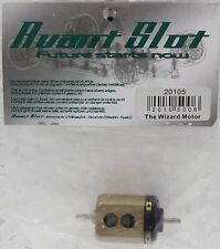AVANT 20105 SHORT CAN MOTOR WIZARD 25,000 RPM NEW 1/32 SLOT CAR PART