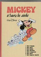 DISNEY. Mickey à travers les siècles. épisodes 1 à 7 de 1952. HORS COMMERCE 2017