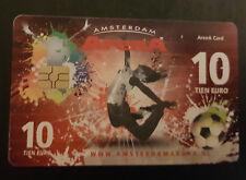 Amsterdam Arena Card 2011 Dance 10 Euro