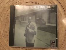 HARD 2 FIND WORKIN' WITH THE MILES DAVIS QUINTET /COLTRANE JAZZ CD OJCCD 296 - 2