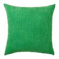 "IKEA Gullklocka Throw Pillow Cushion Cover - NEW  26"" x 26"" Spring Green New"