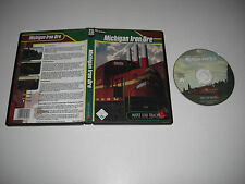 Michigan MINERALE DI FERRO PC CD NM Maple Leaf add-on di espansione MICROSOFT TRAIN SIMULATOR